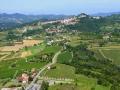 Aerial Cocconato View
