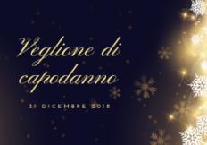 Il Veglione di Capodanno a Cascina Rosengana @ Cascina Rosengana