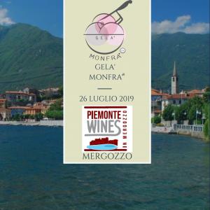 GelàMonfrà & PiemontWines Mergozzo @ Mergozzo