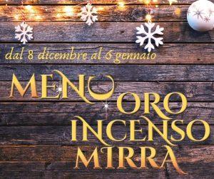 Oro, Incenso e Mirra - Nanna e Food - Presepi nel Monferrato @ Cascina Rosengana