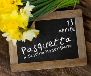 Pasquetta Conviviale @ Cascina Rosengana