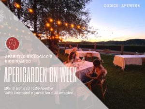 AperiWEEK -  Aperitivo in settimana @ Cascina Rosengana.Agriturismo