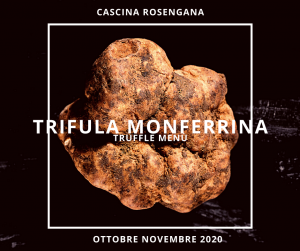 Tuber Magnatum Pico a Cascina  Rosengana @ Cascina Rosengana Agriturismo