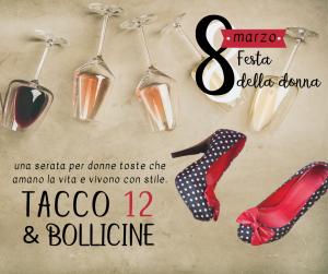 Tacco 12 e .... Bollicine @ Cascina Rosengana